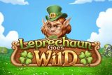 Leprechaun Goes Wild Mobile Slot Logo