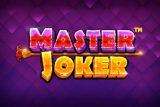 Master Joker Mobile Slot Logo
