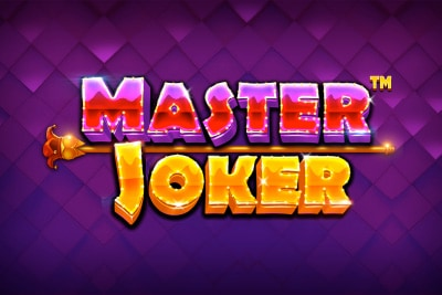 Master Joker Mobile Slot Logo