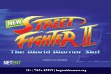 New NetEnt Street Fighter II Slot Coming In 2020