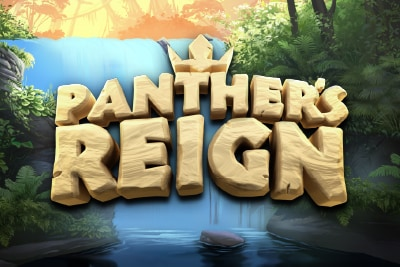 Panther's Reign Mobile Slot Logo