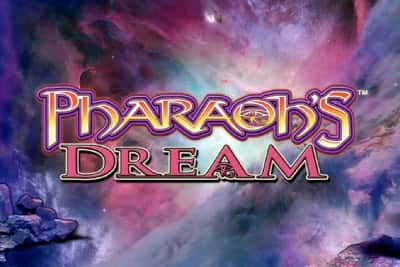 Pharaohs Dream Mobile Slot Logo