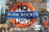 Punk Rocker Mobile Slot Logo