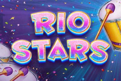 Rio Stars Mobile Slot Logo