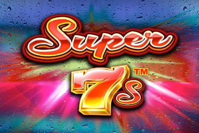 Super 7s Mobile Slot Logo