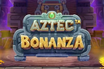 Aztec Bonanza Mobile Slot Logo
