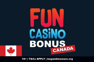 Canada Fun Casino Bonus 100 Up To 123 10 Cashback Always