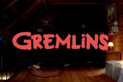 Gremlins Mobile Slot Logo