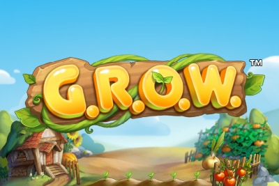 Grow Mobile Slot Logo