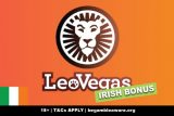 LeoVegas Casino Irish Bonus Offer