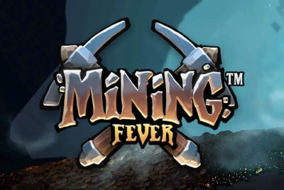 Mining Fever Mobile Slot Logo