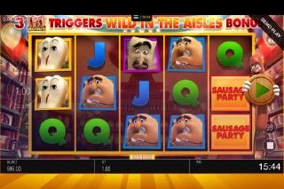 Sausage Party Slot Machine