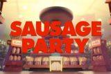 Sausage Party Mobile Slot Logo