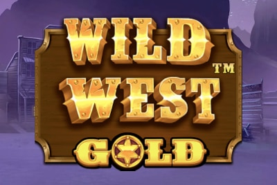 Wild West Gold Mobile Slot Logo