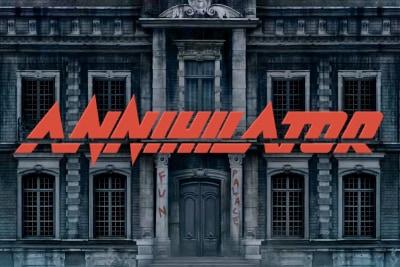 Annihilator Mobile Slot Logo