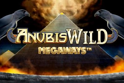 Anubis Wild Megaways Mobile Slot Logo