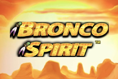 Bronco Spirit Mobile Slot Logo