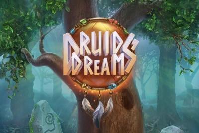 Druids Dream Mobile Slot Logo