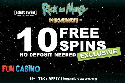 Exclusive Fun Casino Free Spins No Deposit Needed