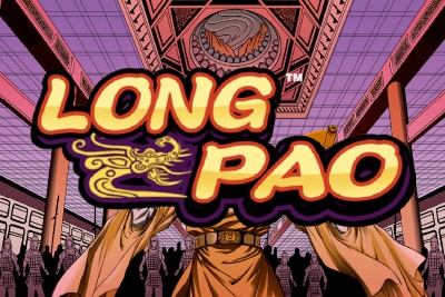 Long Pao Mobile Slot Logo