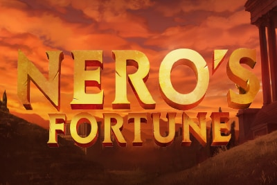 Nero's Fortune Mobile Slot Logo