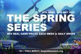 Pragmatic Play The Spring Series At GUTS Casino
