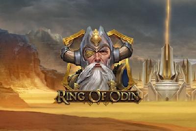 Ring of Odin Mobile Slot Logo