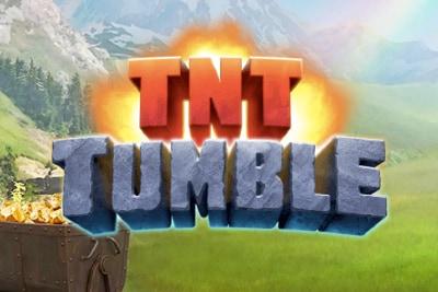 TNT Tumble Mobile Slot Logo