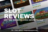 Why You Should Read Slot Reviews