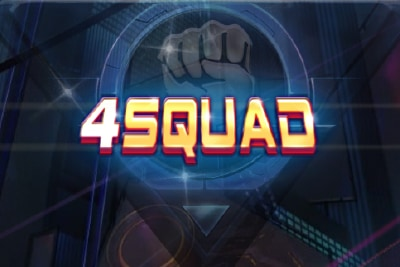4Squad Mobile Slot Logo