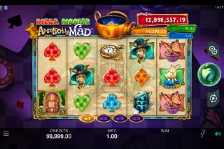 Ng slot machine