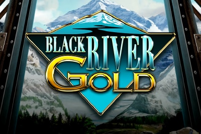 Black River Gold Mobile Slot Logo