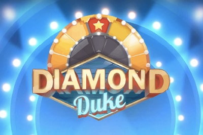 Diamond Duke Mobile Slot Logo