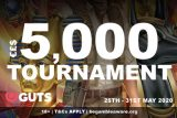 Win A Share Of 5K In The Latest GUTS Casino Tournament