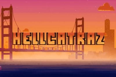 Hellcatraz Mobile Slot Logo