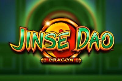 Jinse Dao Dragon Mobile Slot Logo