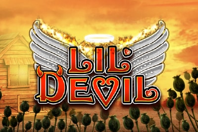 Lil Devil Mobile Slot Logo