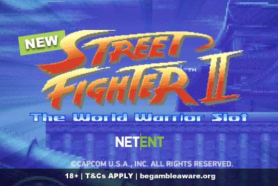 New Street Fighter 2 Mobile Slot