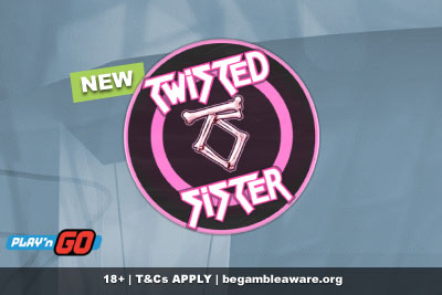New Twisted Sister Mobile Slot Game Coming Soon