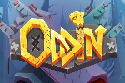 Oddin Mobile Slot Logo