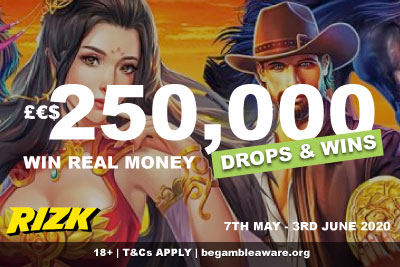 Win Real Cash In Rizk Casino Drops & Wins