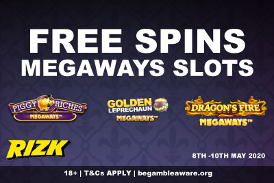 Get Your Free Spins On Megaways Slots At Rizk Casino