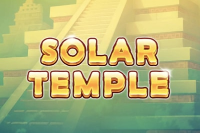 Solar Temple Mobile Slot Logo