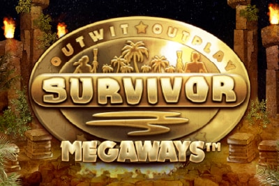Survivor Megaways Mobile Slot Logo