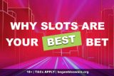 Why Slots Are Your Best Bet