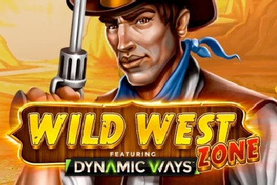 Wild West Zone Mobile Slot Logo