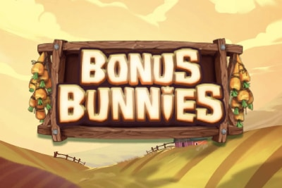 Bonus Bunnies Mobile Slot Logo