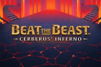 Cerberus Inferno Mobile Slot Logo