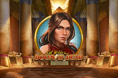 Doom of Dead Mobile Slot Logo