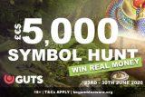 Win Real Money In The GUTS Casino Symbol Hunt Tournament